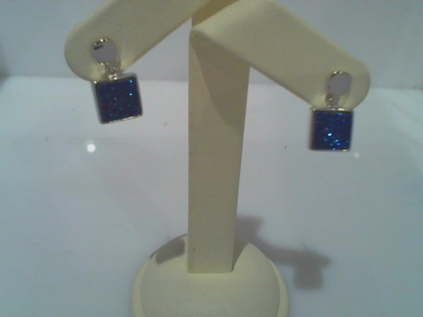 Duclos Earrings with stones by Frederic Duclos